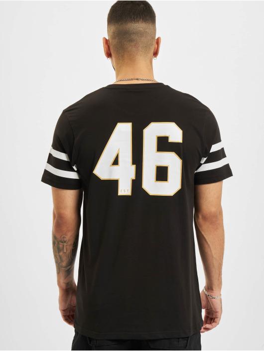 New Era T-skjorter NFL San Francisco 49ers Jersey Inspired svart