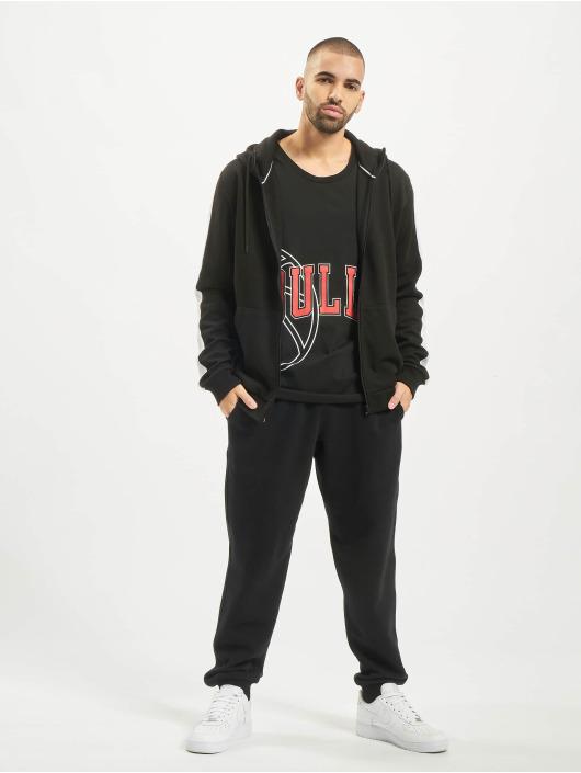 New Era Tank Tops NBA Basketball Graphic Chicago Bulls черный