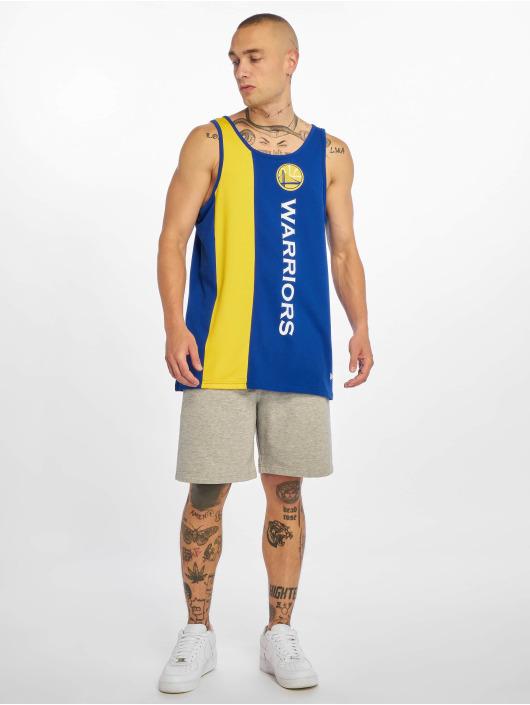 New Era Tank Tops NBA Golden State Warriors Wordmark blå