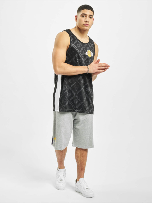 New Era Tank Tops NBA LA Lakers Aop black