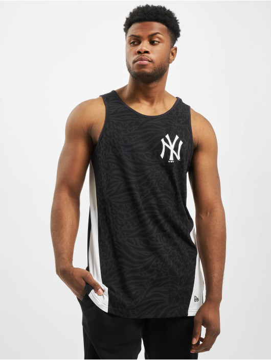 New Era Tank Tops MLB NY Yankees AOP blau