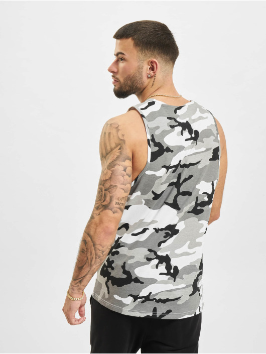 New Era Tank Tops MLB Los Angeles Dodgers camouflage