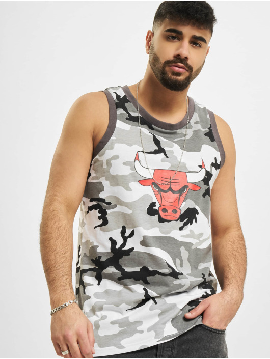 New Era Tank Tops NBA Chicago Bulls kamuflasje