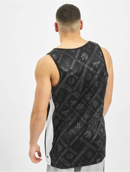 New Era Tank Tops NBA LA Lakers Aop schwarz