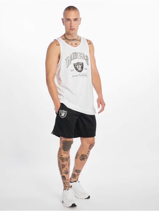 New Era Tank Tops NFL Oakland Raiders Established white