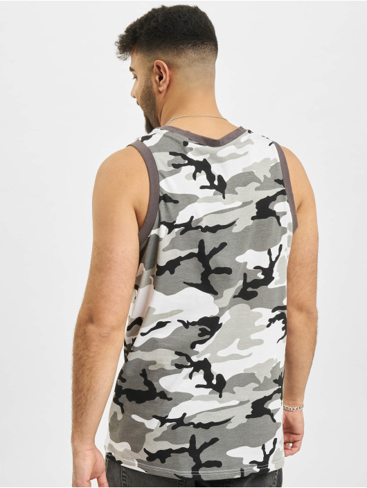 New Era Tanktop NBA Chicago Bulls camouflage