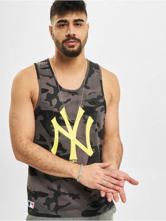 New Era Tanktop MLB New York Yankees camouflage