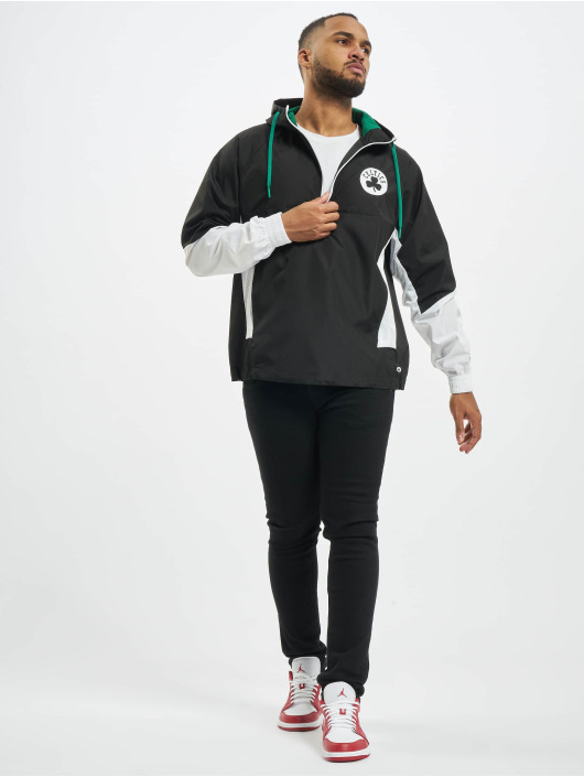 New Era Transitional Jackets NBA Boston Celtics Print Infill svart