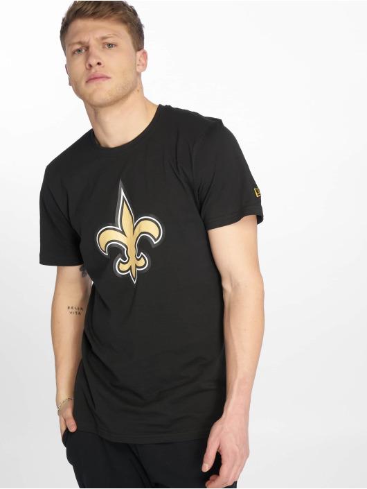 New Era Tričká Team Logo New Orleans Saints èierna