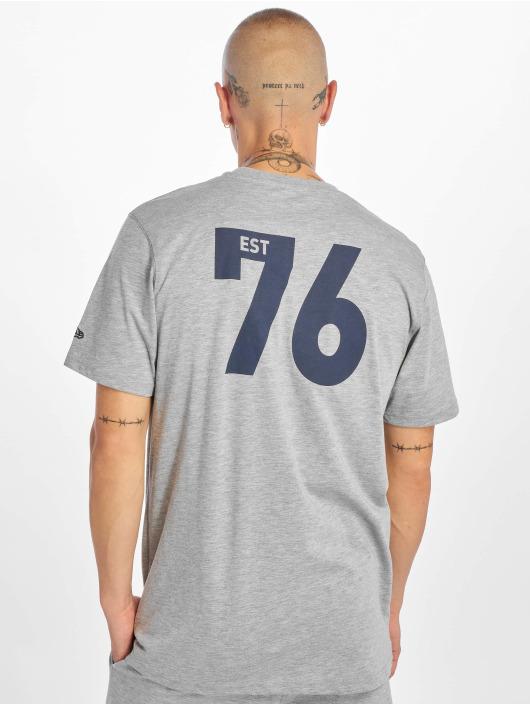 New Era Tričká NFL Seattle Seahawks Established Number šedá