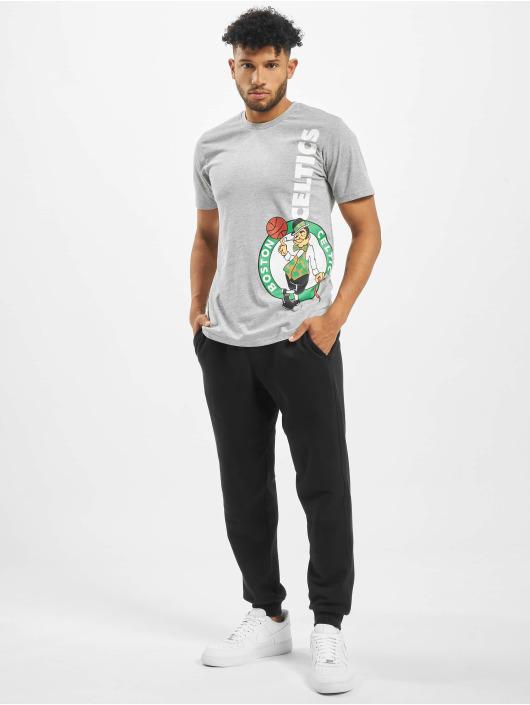 New Era Tričká NBA Boston Celtics Team šedá