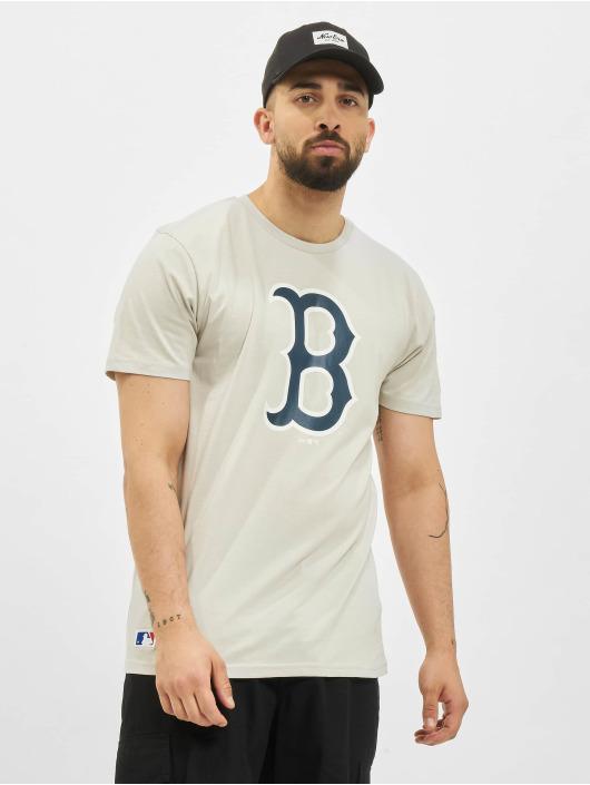New Era Tričká MLB Boston Sox Seasonal Team Logo béžová