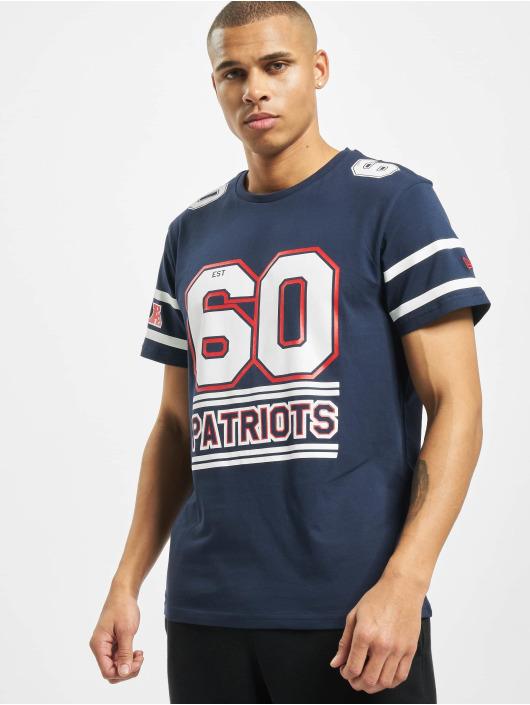 New Era Tričká NFL New England Patriots Team Established modrá
