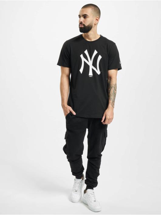 New Era Trika MLB NY Yankees čern