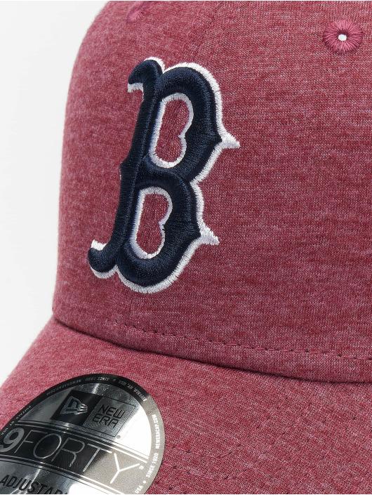 New Era Trucker MLB Boston Red Sox Summer League 9forty èervená