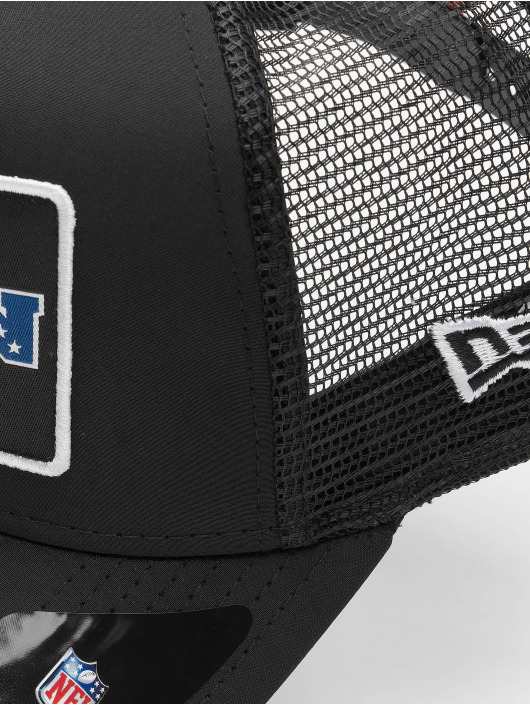 New Era Trucker NFL Generic Logo Wordmark èierna