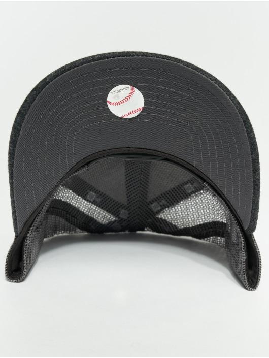 New Era Trucker MLB Essential Los Angeles Dodgers 9 Fourty Aframe šedá