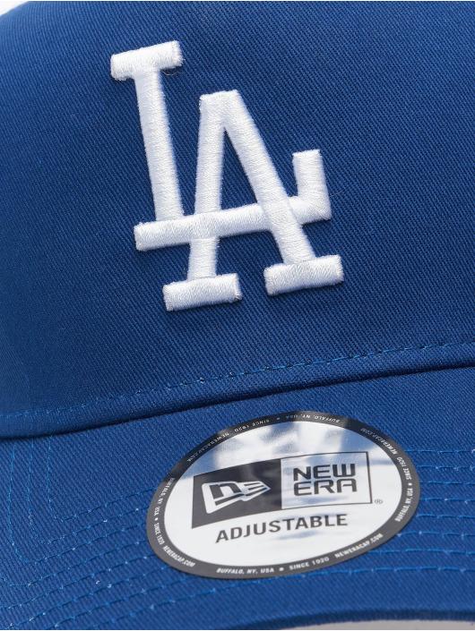 New Era Trucker Cap Clean LA Dodgers blau