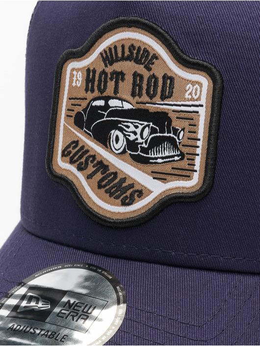 New Era Trucker Cap Hot Rod Trucker Pack blau