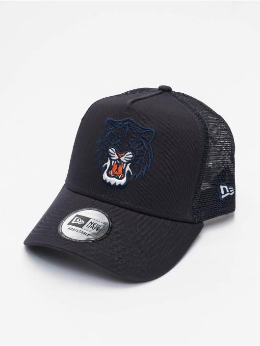 New Era Trucker Cap MLB Detroit Tigers Team Elemental 9Forty AF blau
