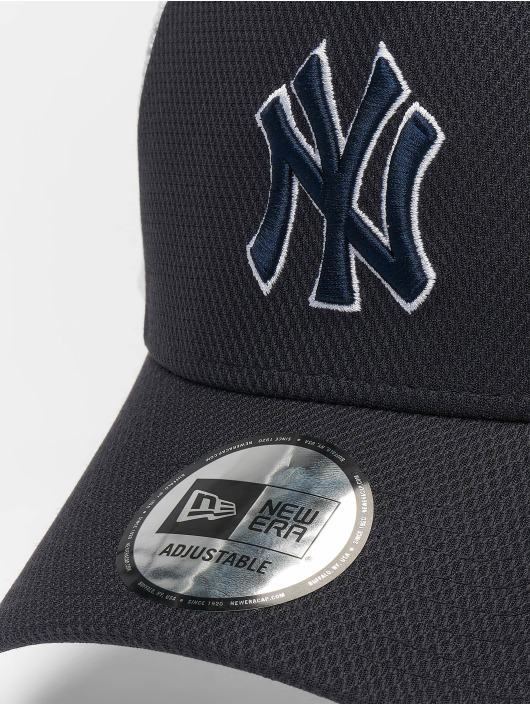 New Era Trucker Cap MLB NY Yankees Diamond Era 9forty A-Frame blue