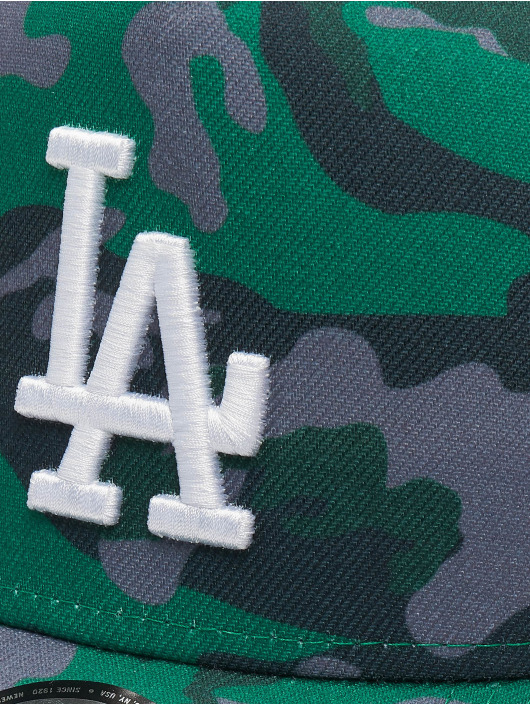 New Era Trucker Cap MLB Los Angeles Dodgers Camo 9forty A-Frame camouflage