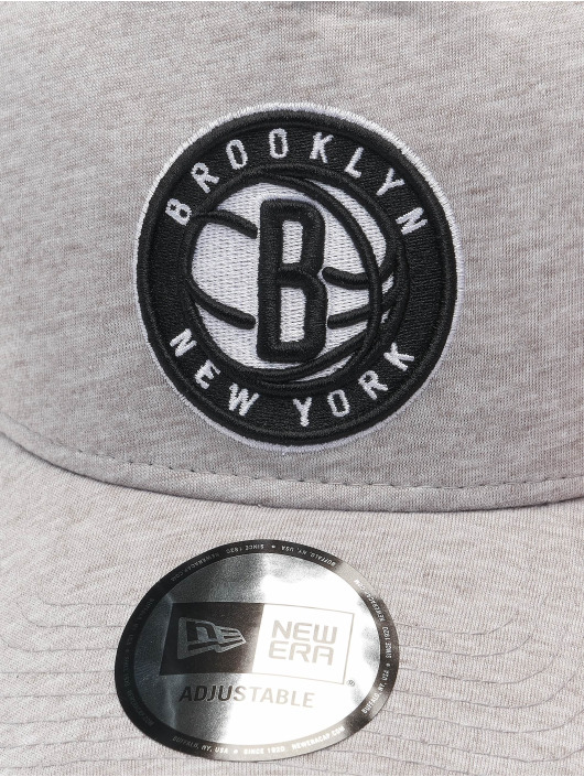 New Era Trucker Cap NBA Brooklyn Nets Essential gray