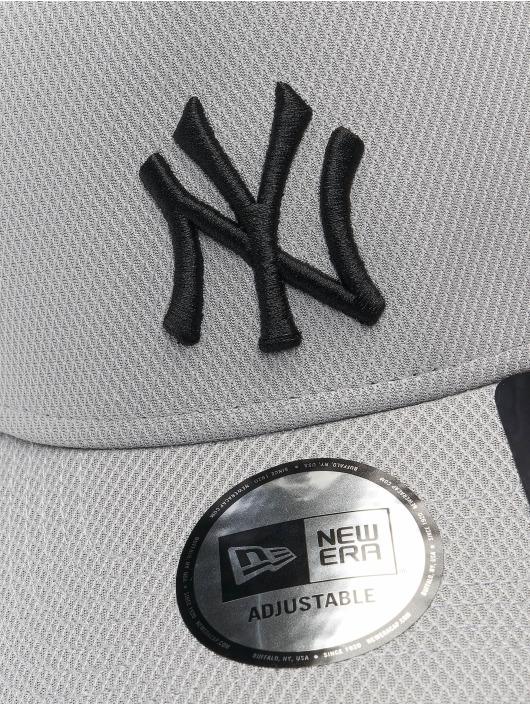 New Era Trucker Cap MLB New York Yankees Diamond Era grey
