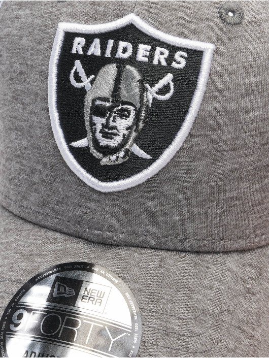 New Era trucker cap NFL Las Vegas Raiders Home Field 9Forty grijs