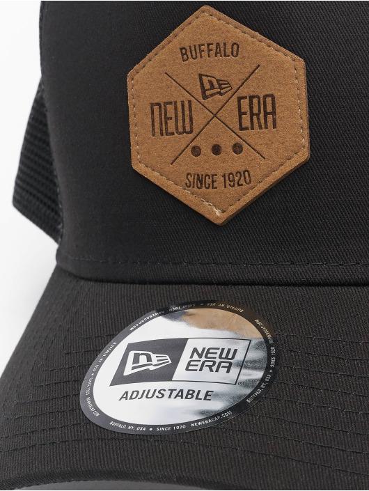 New Era Trucker Cap Ne nero