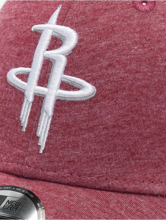 New Era Trucker Cap NBA Houston Rockets Summer League 9forty red