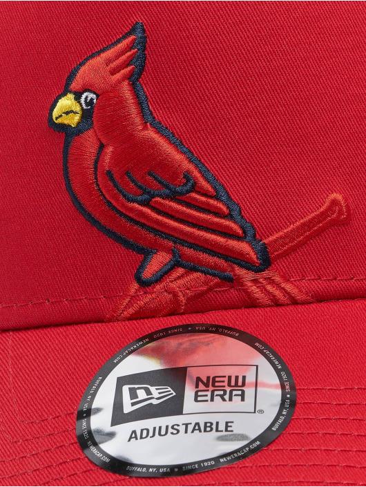 New Era Trucker Cap MLB St Louis Cardinals Team Elemental 9Forty AF rosso