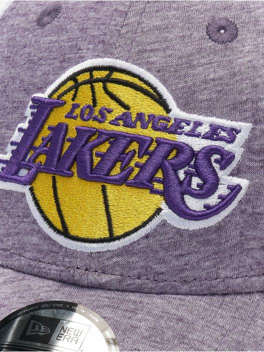 New Era Trucker Cap NBA Los Angeles Lakers Summer League 9forty violet