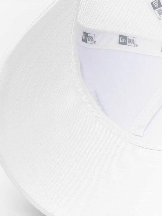 New Era Trucker Cap Script 9forty A-Frame white