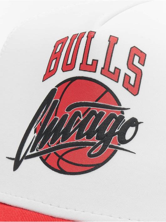 New Era Trucker Cap NBA Chicago Bulls Neoprene 9forty A-Frame white