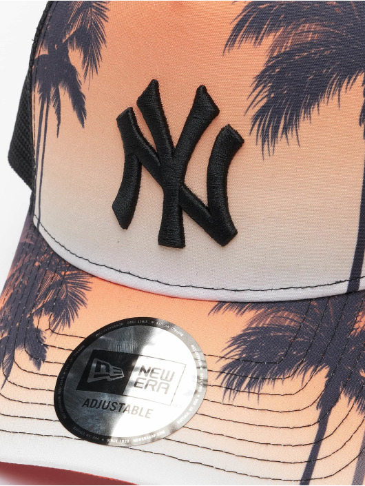 New Era trucker cap MLB New York Yankees Summer City 9Forty zwart