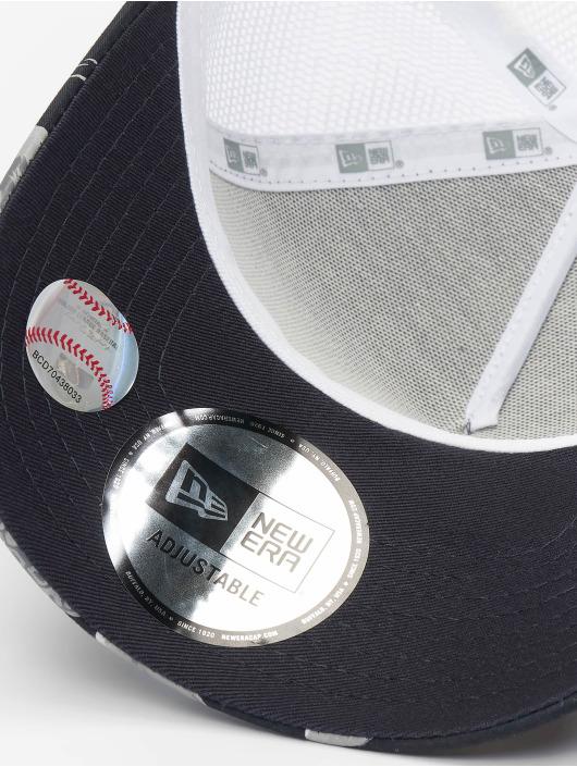 New Era Trucker Caps MLB NY Yankees Desert Island 9forty A-Frame blå