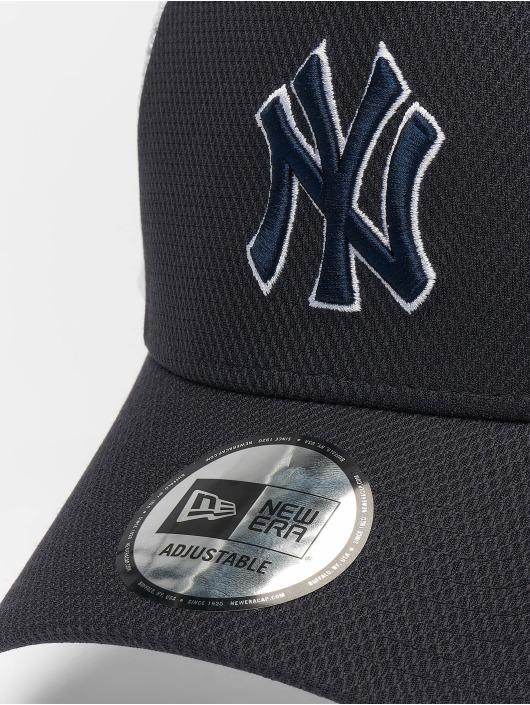 New Era Trucker Caps MLB NY Yankees Diamond Era 9forty A-Frame blå