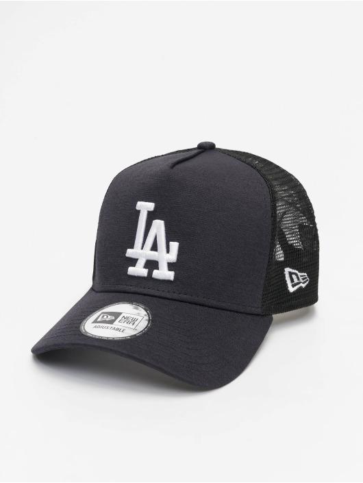 New Era Trucker Caps MLB LA Dodgers Shadow Tech AF blå