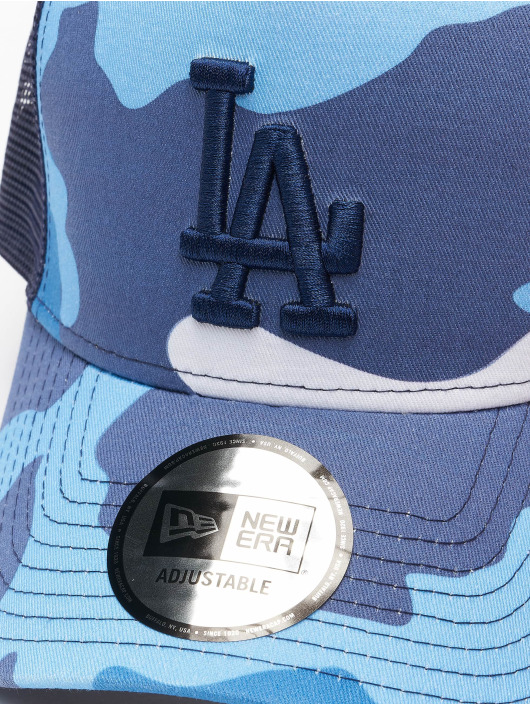 New Era Trucker Caps MLB Los Angeles Dodgers Camo Pack 9Forty camouflage