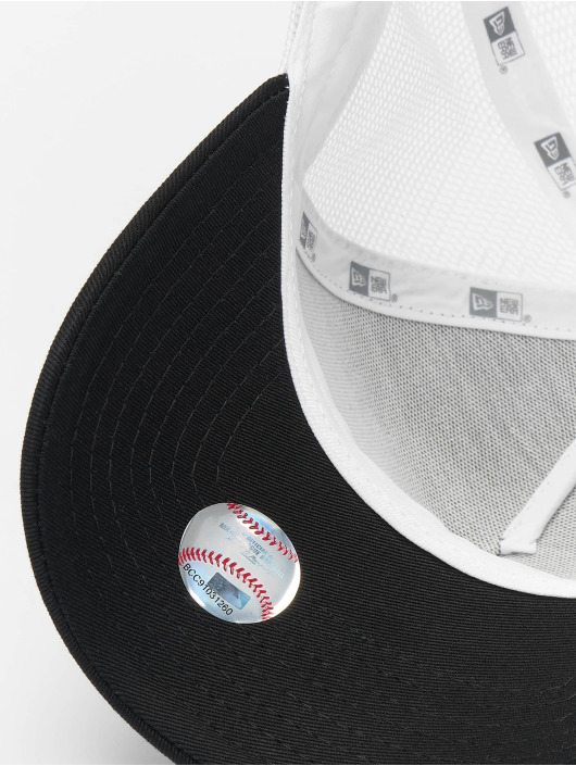 New Era Trucker Caps Clean NY Yankees czarny