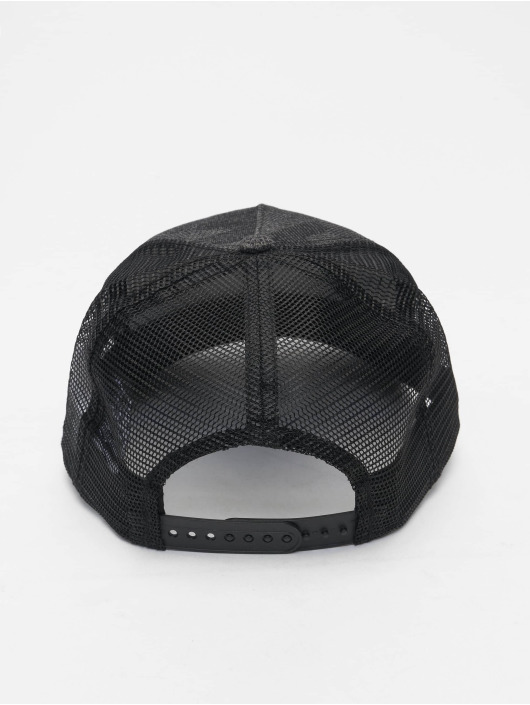 New Era Trucker Caps  czarny