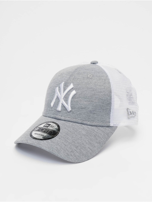New Era Trucker Caps MLB New York Yankees Summer League 9forty grå