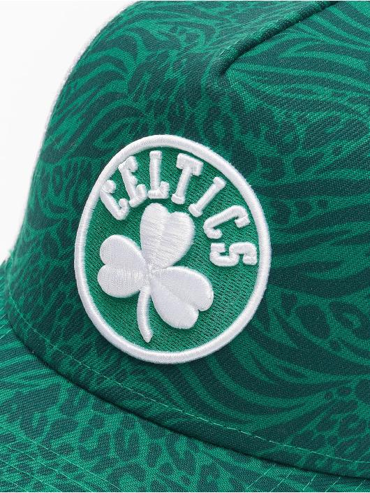 New Era Trucker Caps NBA Boston Celtics Hoo grøn