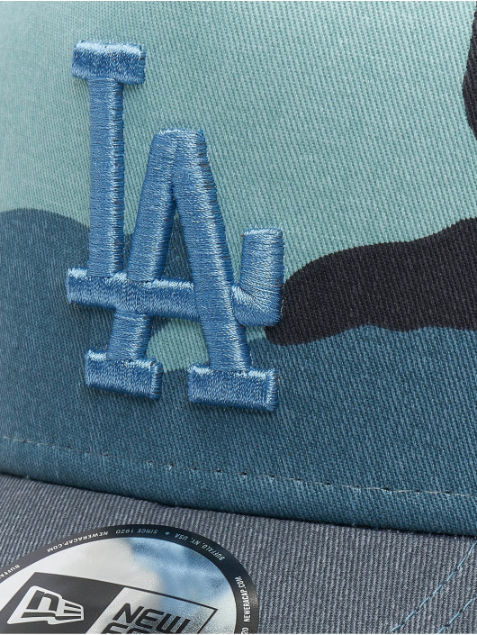 New Era Trucker Caps MLB Camo Essential Trucker LA Dodgers 9Forty kamuflasje
