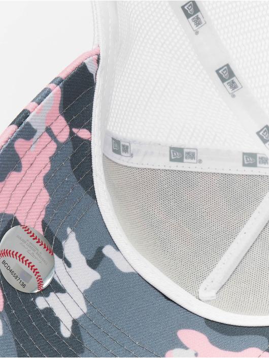 New Era Trucker Caps MLB New York Yankees Camo 9forty A-Frame lyserosa