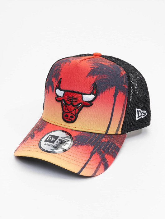 New Era Trucker Caps NBA Chicago Bulls Summer City 9Forty sort