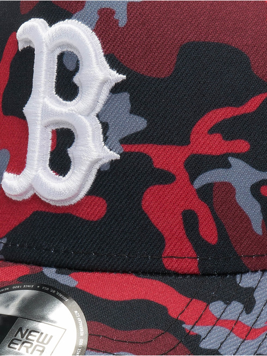 New Era Trucker MLB Boston Red Sox Camo 9forty A-Frame maskáèová