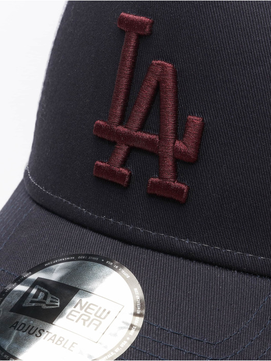 New Era Truckerkeps MLB LA Dodgers Essential AF blå
