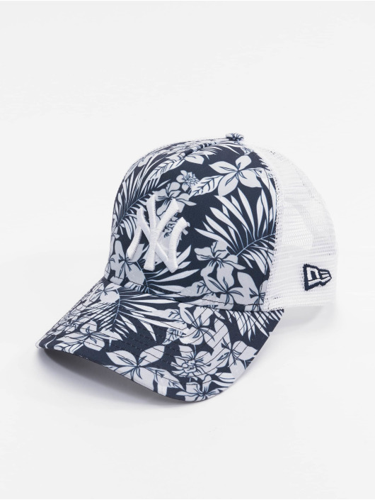 New Era Truckerkeps Infill Trucker blå